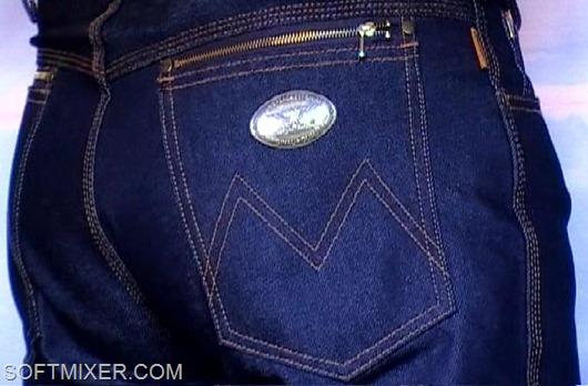 джинсовые штанишки для малышей сшить